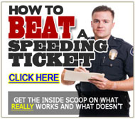 beat a speeding ticket